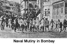 The Indian Naval Revolt of 1946